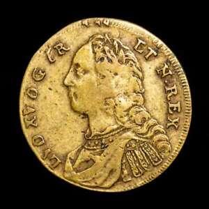 *Lucernae* France - Louis XV Jetton PACIS FIRMAND A SEREPTUM PIGNUS  1715-1774