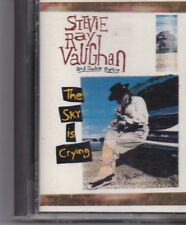 Stevie Ray Vaughan-The Sky Is Crying minidisc Album