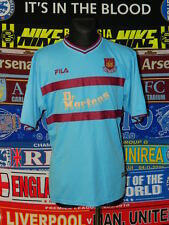 4/5 West Ham United adults XL 2001 away football shirt jersey trikot