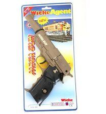 Mega Gun 8S Pistole Spielzeugpistole Agent Kostüm Zubehör Knarre 125903213