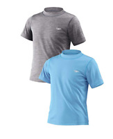 NWD Speedo Boys Youth 2 Pack Swim Tee - VARIETY
