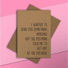 Something Amazing - Funny Valentine's Day Card - Girlfriend Boyfriend Love Cute