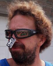 Clear Motorcycle Glasses Padded Sunglasses Anti Fog Biker Riding goggles Medium