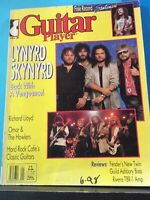 Guitar Player Magazine January 1988 (no Soundpage Record)