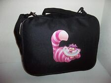 TRADING PIN BOOK BAG FOR DISNEY PINS CHESHIRE CAT ALICE  LARGE  DISPLAY CASE