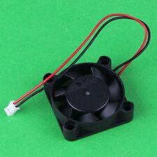 mini 4cm 40mm x 40mm x 10mm 2Pin 7blades 5V Brushless DC Cooling Cooler Fan New