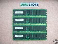 AB566A 16GB(4x4GB) PC2-4200 Memory kit for HP Integrity rx3600, rx6600.