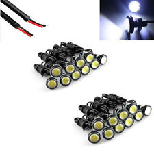 20X 3W LED Eagle Eye White Light Daytime Running DRL Tail Backup Light Car Motor