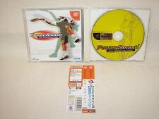 Dreamcast POWER SMASH with SPINE CARD * Tennis Sega Import Japan Video Game dc