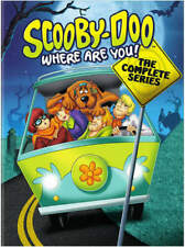 Scooby-doo Where Are You The Complete Series R1 DVD