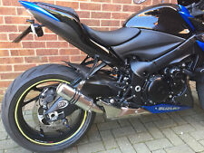Suzuki GSX-S1000 SP Engineering Polished Stainless Domed GP Xtreme Exhaust
