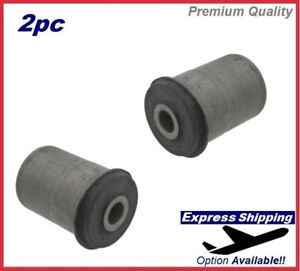 Premium Control Arm Bushing SET Front Lower Forward For CHEVY GMC HUMMER K200155