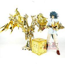 GREAT TOYS GT Saint Seiya Myth Cloth Ex Sog Gemini Saga Kanon Plain Pandroa Set
