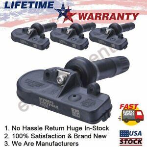 4X For GM TPMS 13586335 Tire Pressure Sensor For Chevy GMC Buick Pontiac 315MHz