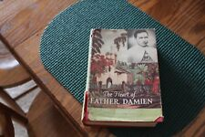 THE HEART OF FATHER DAMIEN by VITAL JOURDAIN   1955