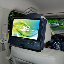 """TFY Car Headrest Mount Holder for 9"""" Swivel& Flip Style Portable DVD Player"""