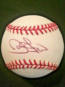 John Franco Signed Major League Baseball New York Mets HOF