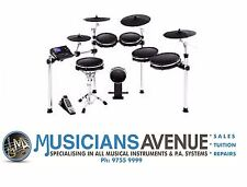 Alesis DM10 MK2 PRO electronic drum kit - FREE HEADPHONES & STICKS!