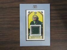 2003-04 Topps C55 Hockey #TR-MT Marty Turco Jersey Card (B7) Dallas Stars
