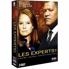 LES EXPERTS - SAISON 9 - 2ème partie