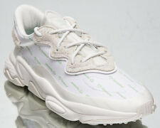 adidas Originals Ozweego Men's White Blush Green Casual Lifestyle Sneakers Shoes