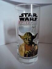Glas / verre: Star Wars eps I - Pepsi: Yoda