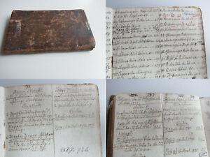 Handwriting 1810: Site Inhabitants Haindling (Geiselhöring) - Unicum