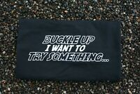 """FUNNY ROCK CRAWLER Tee Perfect Gift for the JEEP 4X4 Lover!  """"Buckle Up"""" T-shirt"""