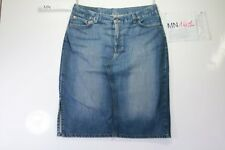 MINI JUPE Levi's 664 Code MN161 taille L jeans d'occassion vintage sexy