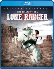 The Legend of the Lone Ranger [New Blu-ray] Full Frame