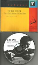 CHRIS ISAAK Can't Do a thing PICTURE DISC PROMO DJ CD Single 1993 USA MINT