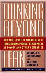 Thinking Beyond Lean: How Multi Project Management is Transforming Product D...
