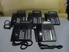 lot of 5 OEM northern telecoms telephone NT9K08AD03