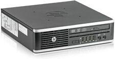 Hp Computer 8300 Elite Usdt Pc i3-3220 3.3Ghz 4Gb Wins 7Home Coa