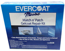 Evercoat Match 'n Patch Gelcoat Repair Kit - 100668