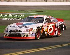 MARK MARTIN #6 THE WINSTON 2000 VALVOLINE MAXLIFE CHARLOTTE NASCAR 8X10 PHOTO