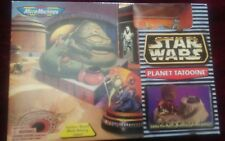1996 Star Wars/MicroMachines Planet Tatooine (Galoob)