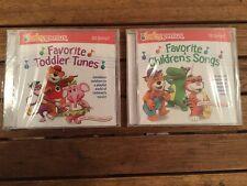 Baby Genius: Favorite Children Songs & Toddler Tunes 2 CDs Children's Learning