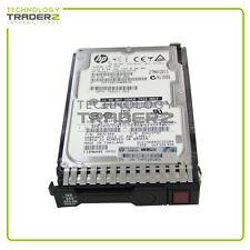 759210-B21 HP 450GB 15K SAS 12G SFF 2.5-Inch SC Hard Drive 748385-002 759547-001