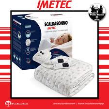 IMETEC   Scaldasonno Adapto - Coprimaterasso Termico - Scaldaletto