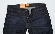 NEU - Hugo Boss Orange 24 Milano - W32 L34 - Pure Denim Jeans  Regular 32/34