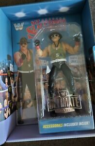 Sgt Slaughter WWE Ultimate Edition 2021 SDCC Exclusive Action Figure WWF Mattel