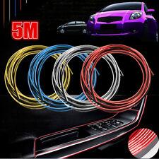 Universal 5M Car Decorative Styling Moulding Filler Strip Interior Exterior Line