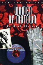 Women of Motown: An Oral History For the Record