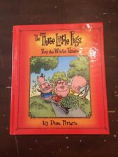 2004 The Three Little Pigs Buy The White House by Dan Piraro Hardcover