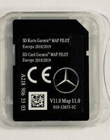 2019 NEW MERCEDES GARMIN MAP SAT NAV SD CARD A2139061307 C, E, GLC, V X CLASS