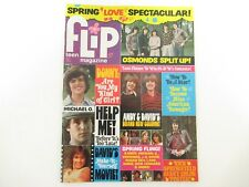 FLIP MAGAZINE JUNE 1973 NM CONDITION, CASSIDY, JACKSON 5, SPRINGFIELD AND MORE!