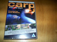DVD fishing CARP FROM THE START kevin maddocks