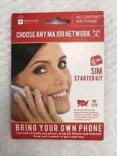 Red Pocket Mobile-Sim Starter Kit