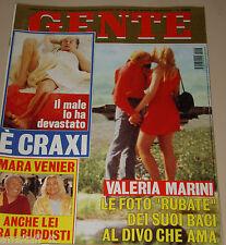 GENTE=1996/23=VALERIA MARINI=HUNTER TYLO=ESTELLA MARIE THOMPSON=VILLA ITALIA=